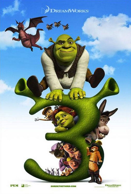 shrek three
