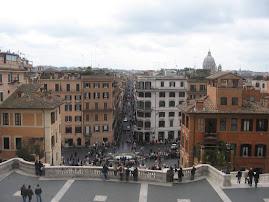 Roma a primavera