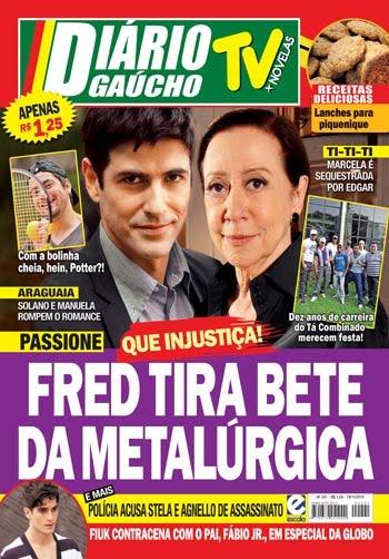 Reportagem no Diário TV
