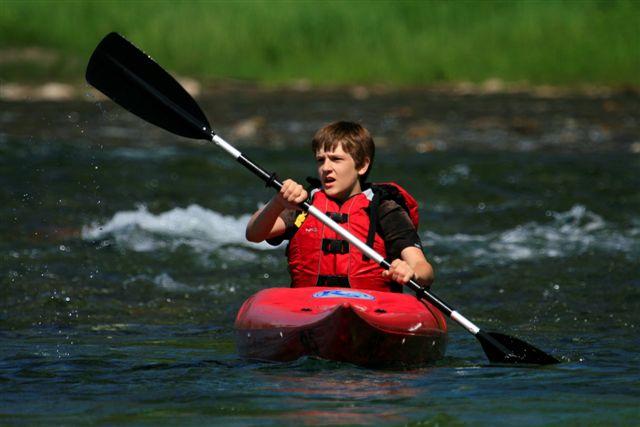 Chad    Bonaventure River    QC  Canada