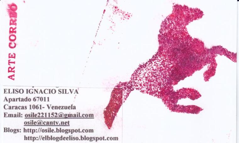 Eliso Ignacio Silva  Caracas, Venezuela
