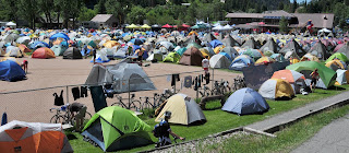 Ouray Tent City