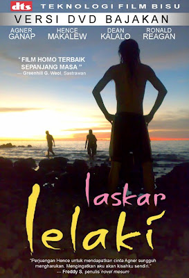 Cover DVD Laskar Lelaki