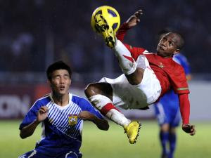 hasil pertandingan indonesia vs laos