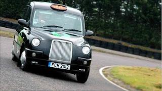 hydrogen fuel taxi