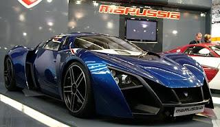 Russia's Marussia b1-b2