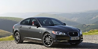Jaguar XF Black Pack (2010)