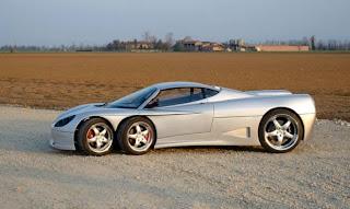 Covini sports car