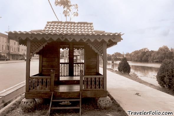 Sarawakiana 2 A Rural Landmark A Resting Ting