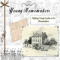 Young Homemakers Blog