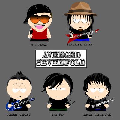 Avenged Sevenfold - AV7X  : Dare to Scream?