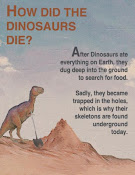 real facts about dinosaur.....