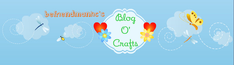 befriendmantic's blog o' crafts