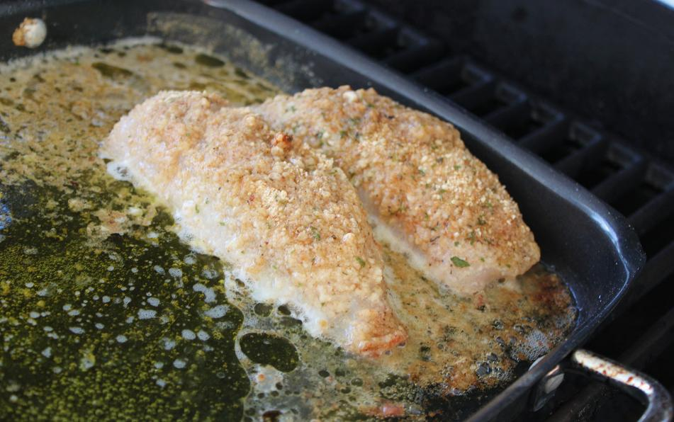 pan fried fish recipe bread crumbs