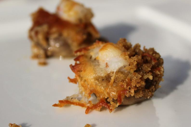 ... Cookin' Italian Style Cuisine: Shrimp Stuffed Mushrooms Marsala Recipe