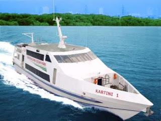 KMC. Kartini I, Semarang-Jepara-Karimunjawa (Wisata Jepara)