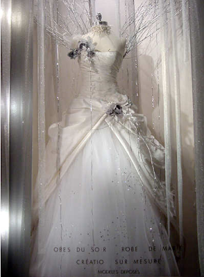 Tuesday  6 February 2007French Wedding Dresses