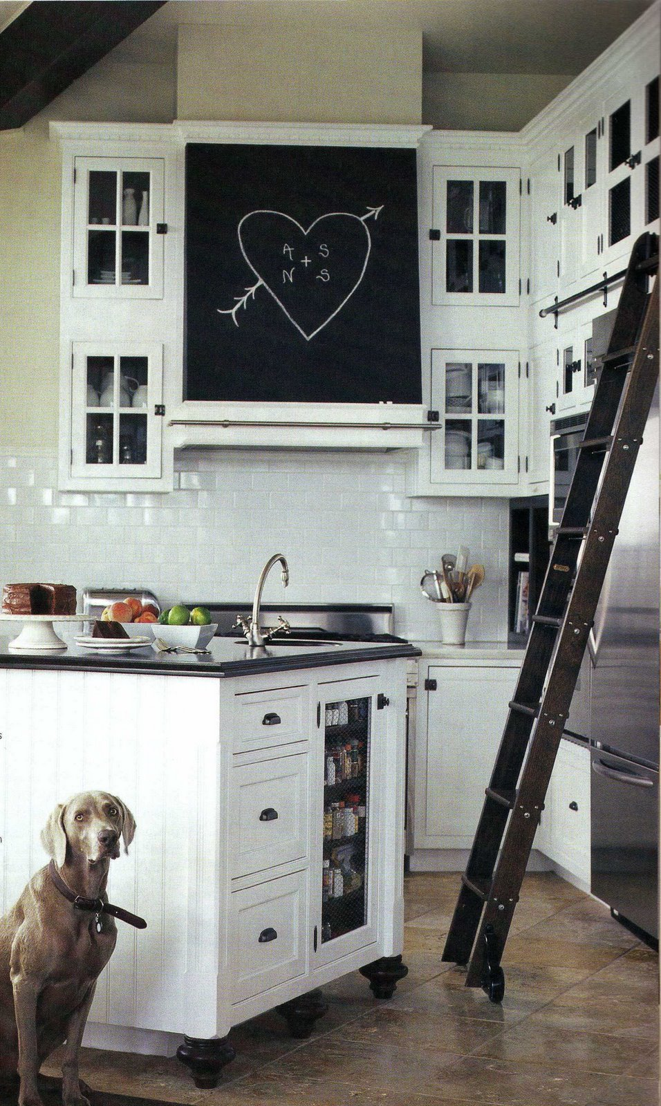4bildcasa vernici lavagna - Lavagna per cucina ...