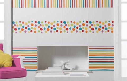 4bildcasa un ambiente a colori - Piastrelle bagno pamesa ...