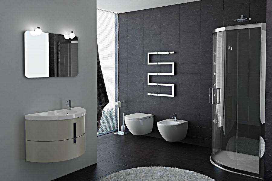4bildcasa moon by blob di ideagroup design per l - Ceramiche bagno moderno ...