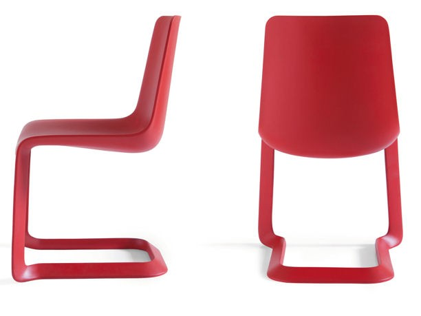 4bildcasa le 5 sedie rosse