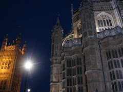 Westminster and Parliament at Night