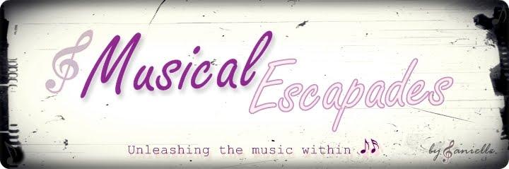 Janielle's Musical Escapades