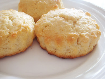 Baking Library: The Truth about Scones and Biscuits
