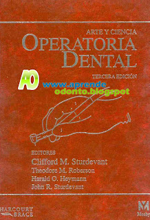 operatoria dental pdf libro