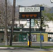 granada hills catholic girl personals Granada hills charter high school is in granada hills, ca.