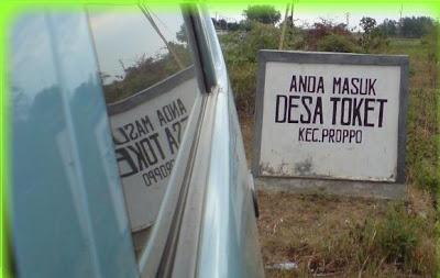 Nama Desa Paling P*rno di Dunia Ada di Indonesia | menjelmania
