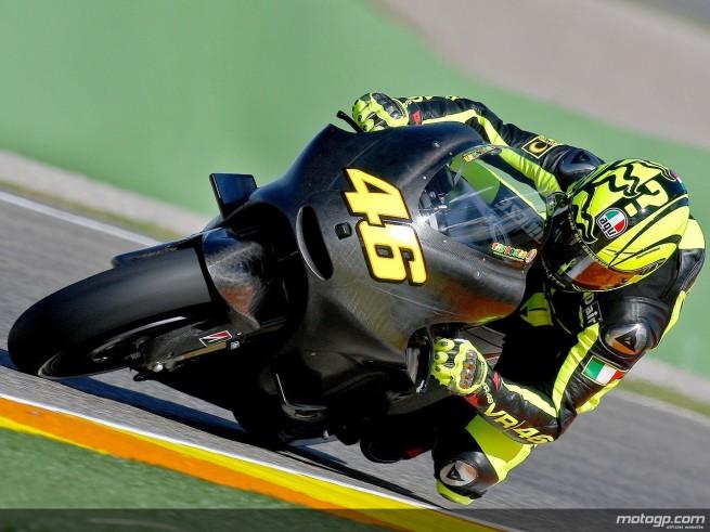 Valentino Rossi Ducati