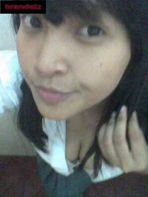 Foto Nakal Sandy Pake Seragam SMA HOT