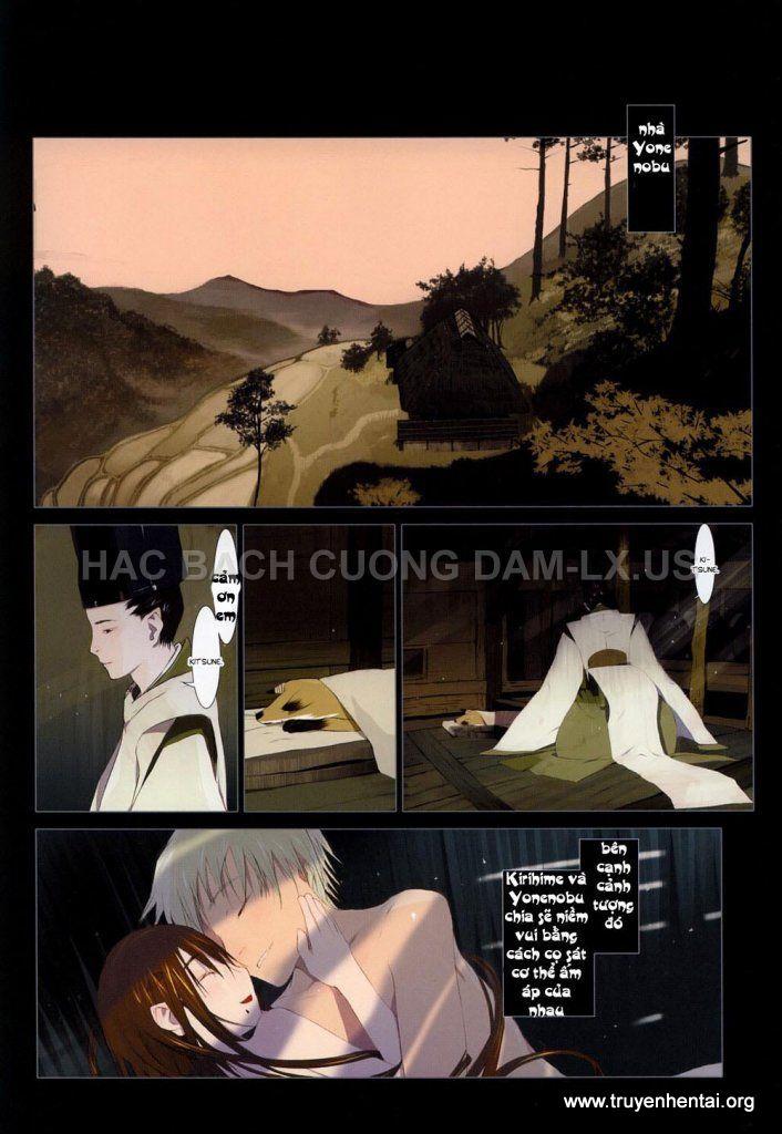 hanafuda www.hentairules.net 103 Truyện hentai online2h.com Hồ Ly Tinh (Liêu Trai của Nhật)   Full Colour   Chap 5(end)
