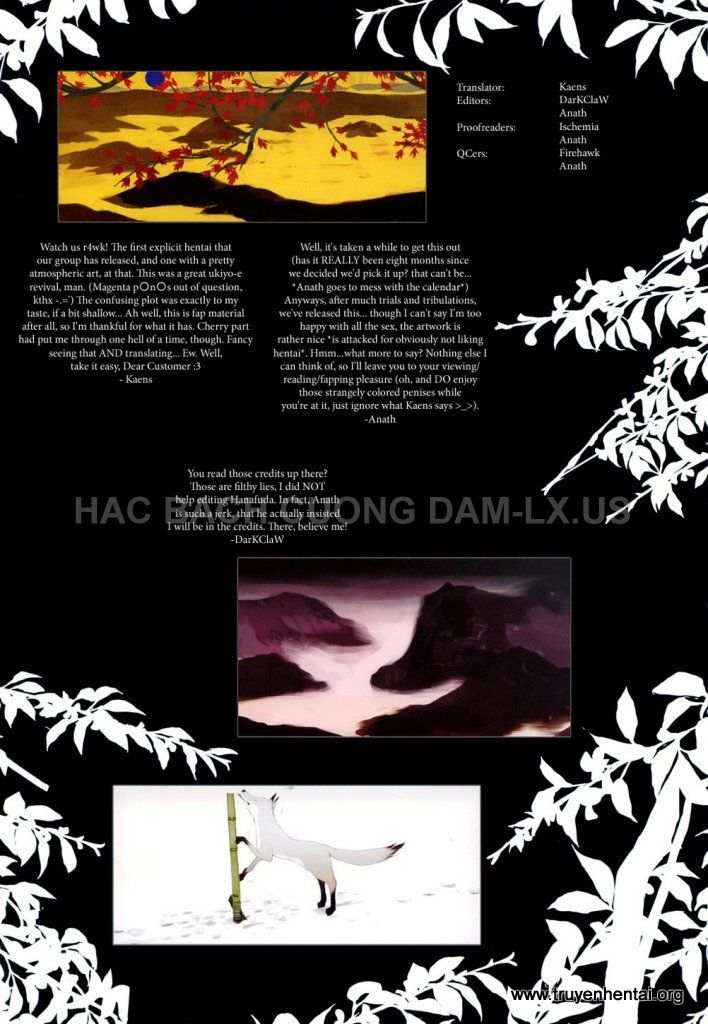 hanafuda www.hentairules.net 116 Truyện hentai online2h.com Hồ Ly Tinh (Liêu Trai của Nhật)   Full Colour   Chap 5(end)