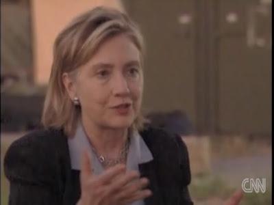 HRC Secretary of State interview Haiti Port-au-Prince CNN