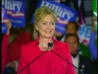 HRC victory speech OH/RI