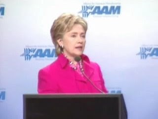 HRC speech AAM