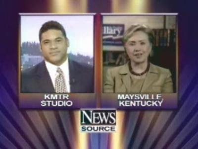 HRC interview KMTR Oregon