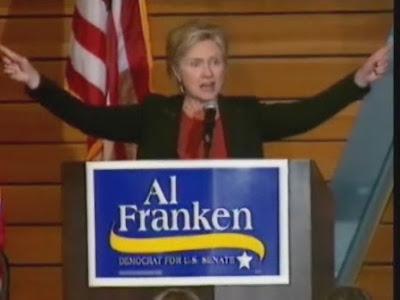 HRC speech Minnesota Al Franken MN