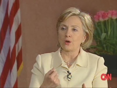 HRC Secretary of State interview The Hague CNN