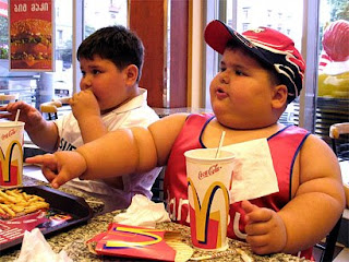 fat kits eating mcdonalds U.S. to U.N.: Food Not A Right