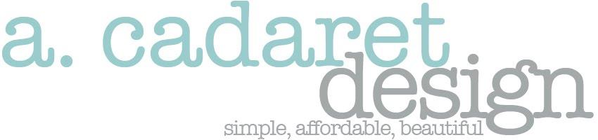 a. cadaret design : blogger designs & more
