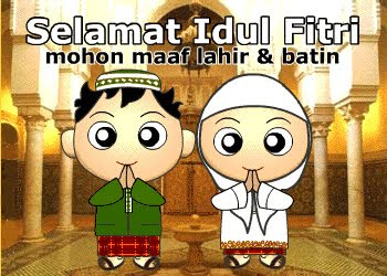 Selamat Idul Fitri 2010