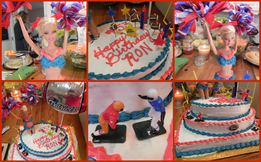Bake Homemade Barbie Cake
