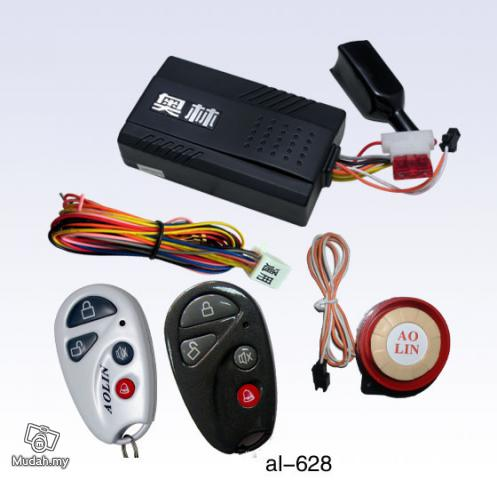 New alarm motor with auto start 6 sound