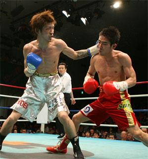 ボクシングニュース「Box-on!」: 佐藤が暫定王者 日本S・フライ級