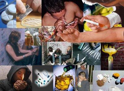 Factores de riesgo del uso de drogas entre adolescentes
