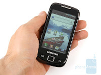 Samsung I5510 Mobile Phone Review