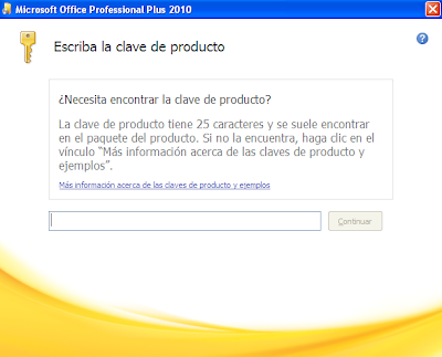 Claves De Oro Office 2010